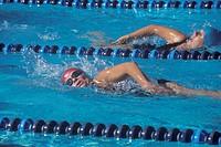 Senior Olympic Swimming Competition, Ojai, CA