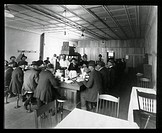 Busy Restaurant, St. Paul, Minnesota, USA, 1910