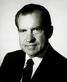 Richard M. Nixon 1913_1994, 37th President of the United States, Portrait