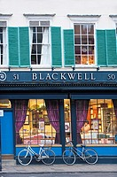 Blackwells Bookshop, Oxford, UK