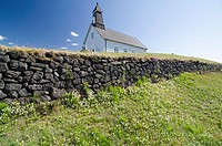 Strandarkirkja church  Iceland