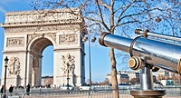 Paris _ Arc de Triomphe