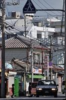 Naha, Okinawa, Japan, view of Yorimiya