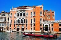 Italy, Venice: Grand Canal