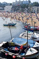 Beach, Viking Bay, Broadstairs, Kent, England, United Kingdom, Europe