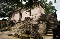 Tikal National Park Parque Nacional Tikal, UNESCO World Heritage Site, Guatemala, Central America