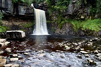 Thornton Force near Ingleton, Yorkshire Dales, North Yorkshire, Yorkshire, England, United Kingdom, Europe