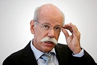 Dr. Dieter Zetsche, Chairman of the Board of Management of Daimler AG, Stuttgart, Baden_Wuerttemberg, Germany, Europe
