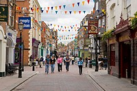 High Street, Rochester, Kent, England, United Kingdom, Europe