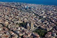 l´Eixample  Barcelona, Spain