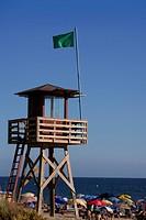 Beach wood cabin in for coast guard