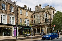 Montpellier Parade, Harrogate, North Yorkshire, England, United Kingdom, Europe