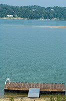 Boat Dock, Douglas Lake, East Tennessee, JW_044_017_05