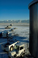 Salt Lake City Airport, Utah