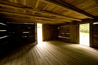 Jim Bales Place, Log Cabin, Great Smoky Mountains National Park, TN, USA