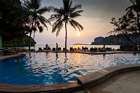 Railay Bay Resort & Spa hotel  Railay West Beach  Railay  Krabi province, Thailand
