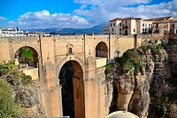 bridge in Ronda