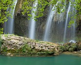 Kursunlu Waterfall, Antalya, Turkish Riviera, Turkey