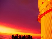 Sunset Atop Mauna Kea