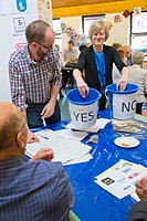 NRSB _ Charity for people with visual impairments _ consultation with staff and volunteers as part of rebranding exercise Voting process