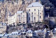 Bishop's Palace, Tulle, Rocamadour, Midi-Pyrenees. France, 14th-19th century.