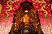 Hanshan temple, Suzhou, Jiangsu Province, China