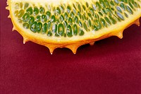 Kiwano melon horned cucumber