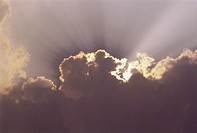 Cloud and Ray of Light