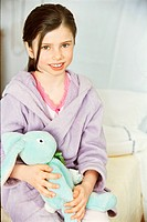 Young Hospital Patient
