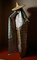 Costume, Japan. Japanese Civilisation, Azuchi-Momoyama period,16th century.  Kyoto, Museo Del Costume