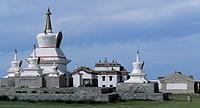 Erdene Zuu Monastery, Mongolia, 16th century.