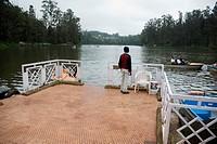 Boat House ; Ooty; Ootacamund ;  Tamil Nadu ; India
