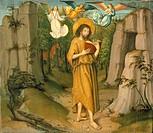 St John, 15th century, Switzerland.  Zürich, Kunsthaus (Fine Arts Museum)