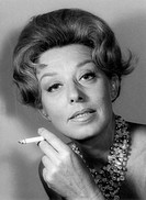 Noack, Ursula, 7.4.1918 _ 13.2.1988, German actress, portrait, 1960s,