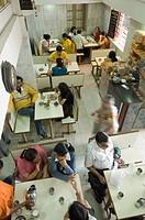 Cafe Madras ; Matunga ; Bombay now Mumbai ; Maharashtra ; India