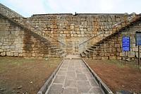 Heritage Bijapur fort ; Bijapur ; Karnataka ; India