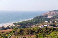 Scenery of Ganpatiphule , Maharashtra , India