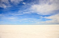 Bonneville Salt Flats area