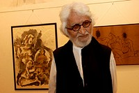 Maqbool Fida Husain known M F Husain NO MR