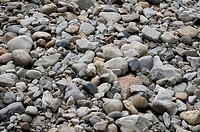 An assortment of rocks