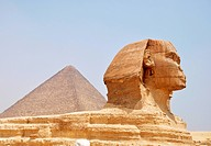 Sphinx in Cairo,Egypt