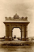 Vrindavan garden , Mysore , Karnataka , India
