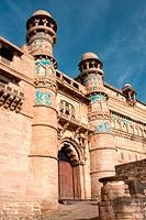 Gwalior fort , Madhya Pradesh , India