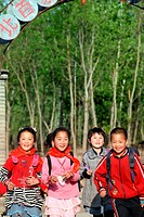 Elementary school children