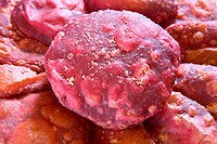 Fast food crispy beetroot indian breads 18_May_2010