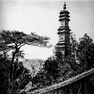 Old picture in Qing dynasty,China