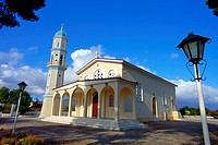 Greece, Ionian, kefalonia: church