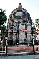 Kamakhya devi tantric temple at guwahati , Assam , India