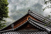 Tenryu-ji temple  Kyoto, Japan