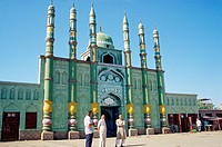 Great Friday Mosque, Turpan, Xinjiang, China